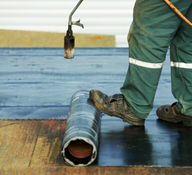 Flat Roof Repair Services in Pontefract