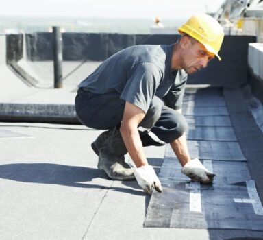 Flat Roof Repair Services in Castleford