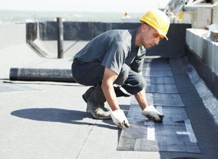 Flat Roofs Repairs