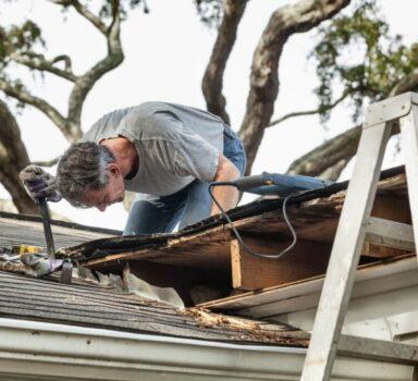 Leaking Roof Repairs in Pontefract