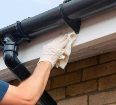 UPVC Cleaning Services in Pontefract