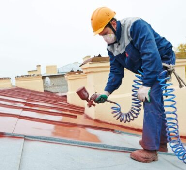 Roof Painting & Sealing