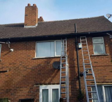 Roof Repairing Services in Pontefract