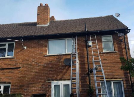 Roof Cleaning & Roof Repairs