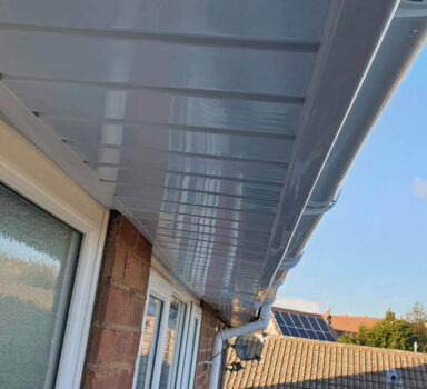 UPVC Facias & Soffits Services in Pontefract