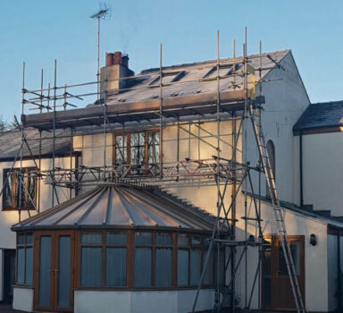 New Roof Services in Castleford