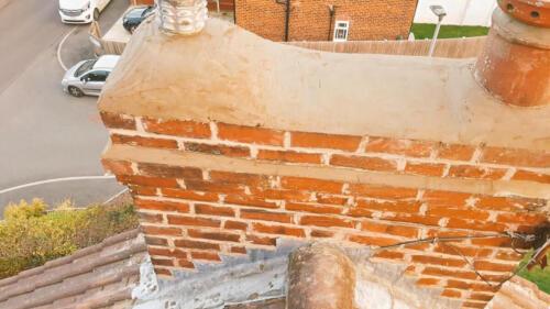 Chimney Repair Project