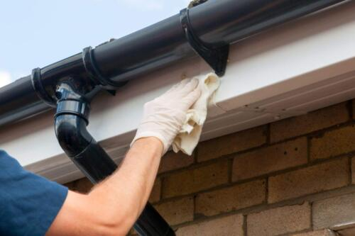 UPVC Cleaning Services by High Design Roofing