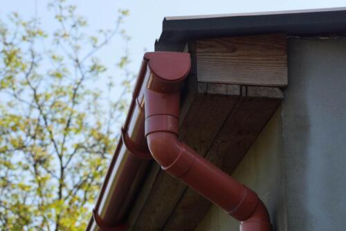Cast Iron Guttering Projects by High Design Roofing