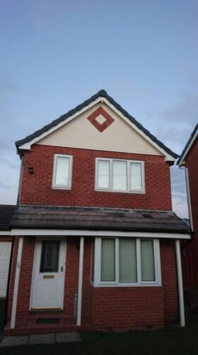 Castleford - New Roof Project