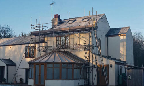 Wakefield Roofing Project