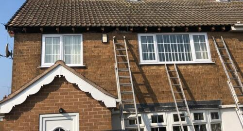 UPVC Cleaning Project