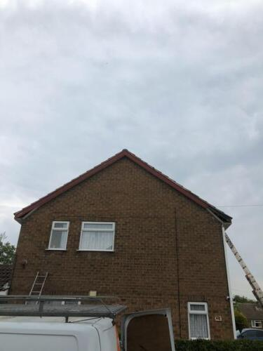 Wakefield Regular Roof Cleaning Maintenance Project