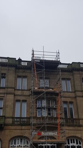 Wakefield Roofing Repair Project