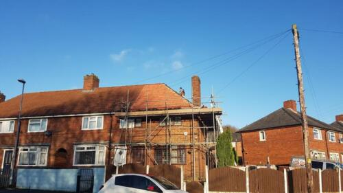 West Yorkshire - New House - Roofing Project