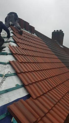 West Yorkshire - New Roof Project