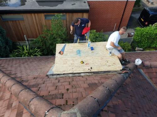 Roof Repair to avoid leaks
